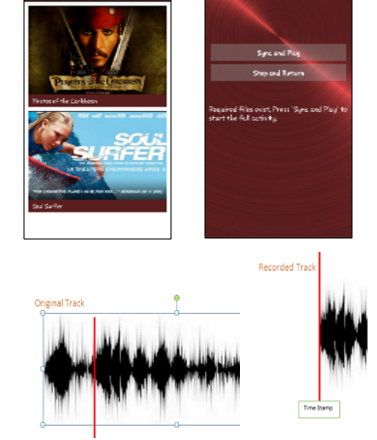audio analytics app