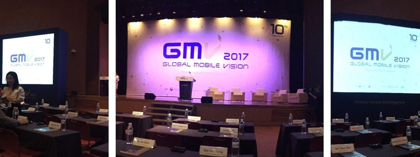 KritiKal Attends Global Mobile Vision 2017