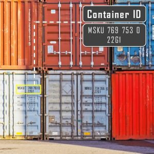 Container OCR