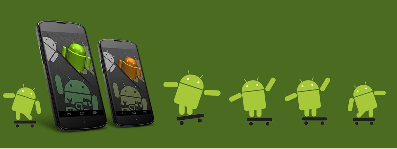 android app development banner