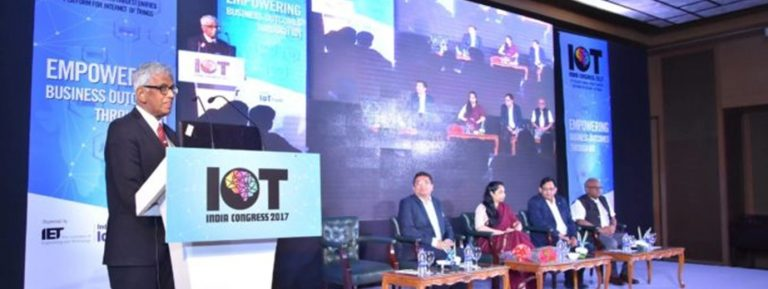 KritiKal Attends 2nd Edition of IoT India Congress 2017